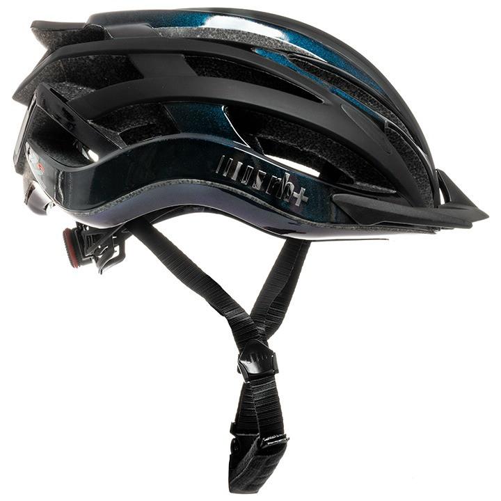 rh+ RaceZ 2in1 2020 fietshelm, Unisex (dames / heren), Maat L-XL