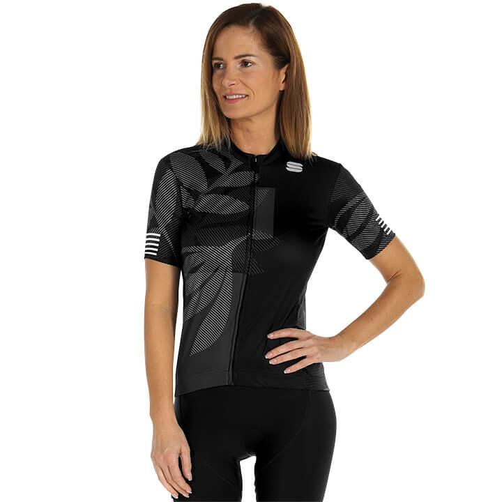 SPORTFUL Damesshirt Oasis damesfietsshirt, Maat M, Wielershirt, Fietskleding