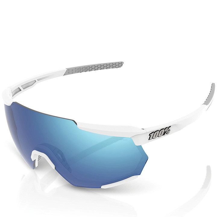 100% Brillenset Racetrap mat bril, Unisex (dames / heren), Sportbril, Fietsacces
