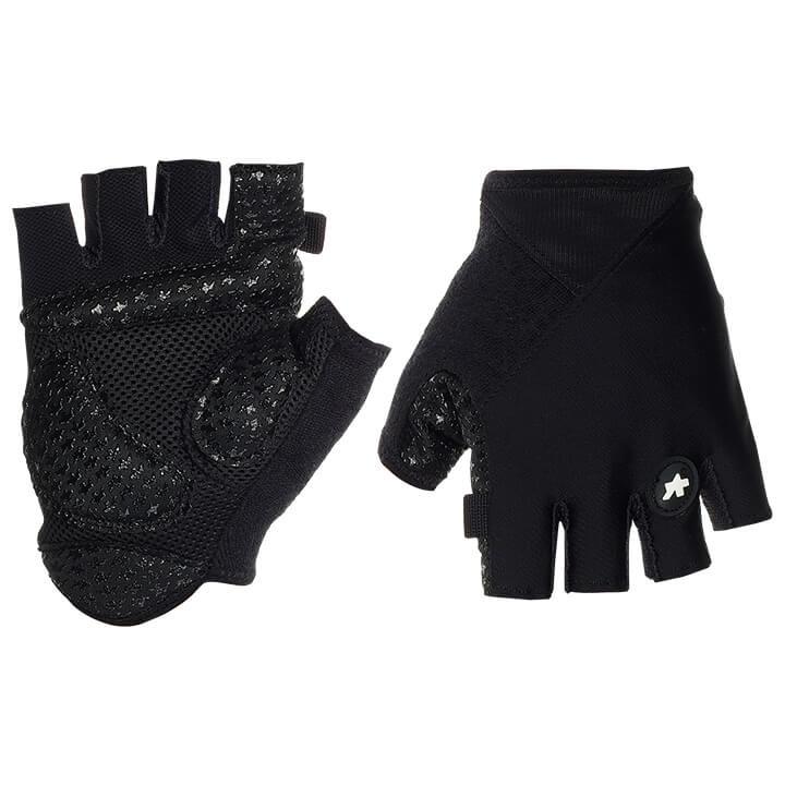 ASSOS Handschoenen SummerGloves_S7 handschoenen, voor heren, Maat M, Fietshandsc