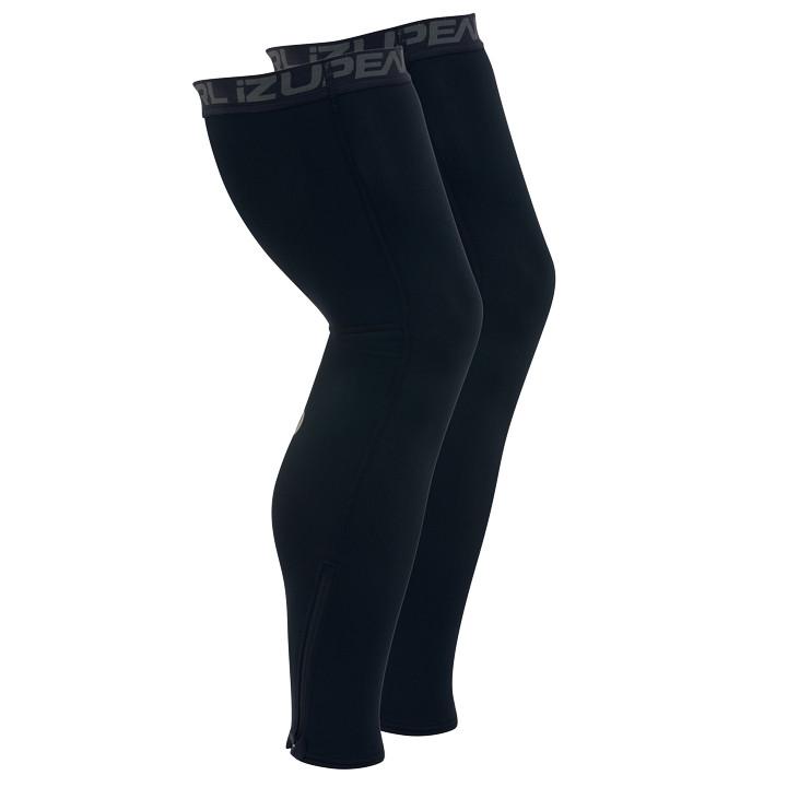 PEARL IZUMI Elite Thermal zwart beenstukken, voor heren, Maat XL, Beenwarmer, Wi