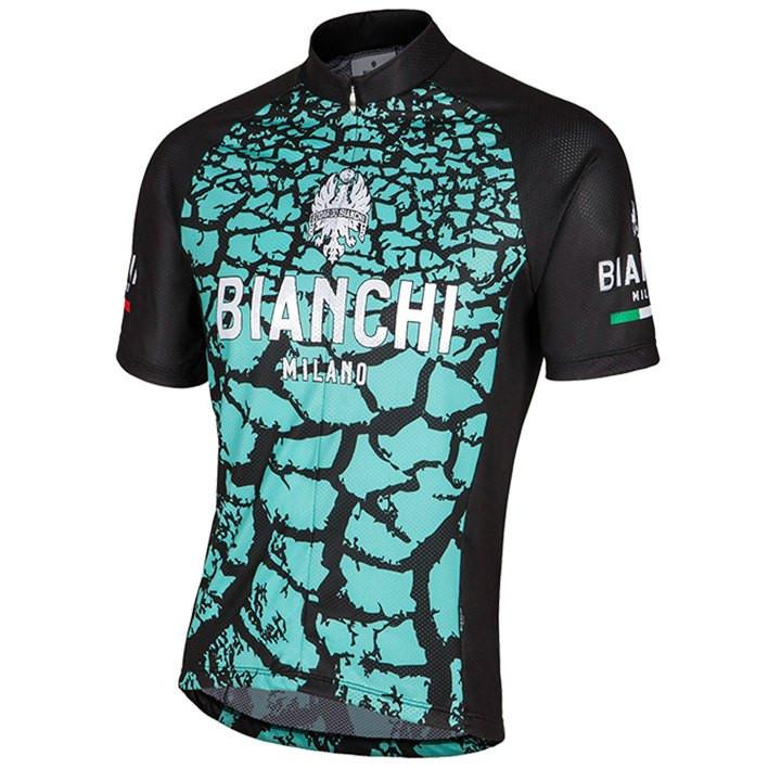 BIANCHI MILANO Neves bikeshirt, voor heren, Maat S, Wielrenshirt,