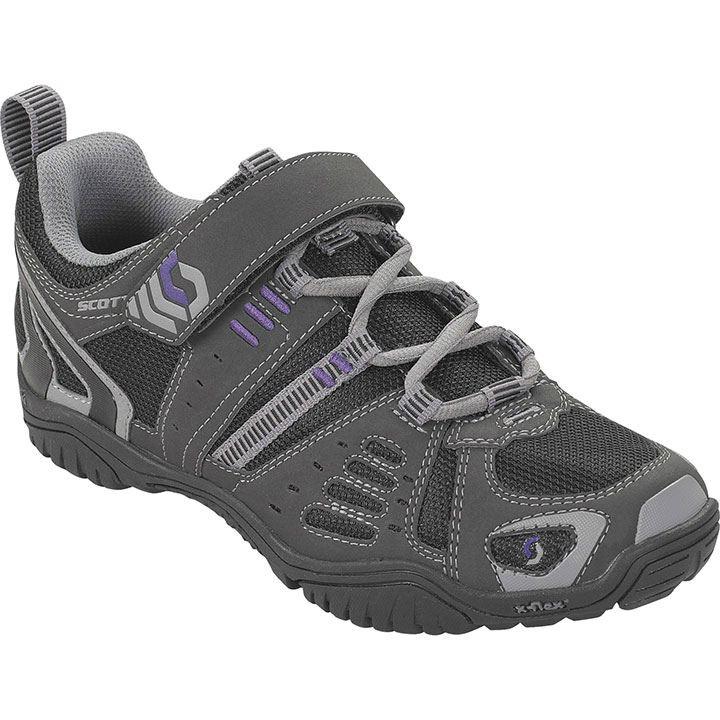 SCOTT Trail zwart MTB-damesschoenen, Maat 42, Mountainbike schoenen,