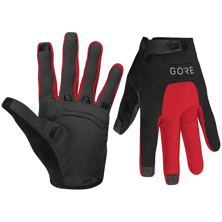 Gants doigts longs C5