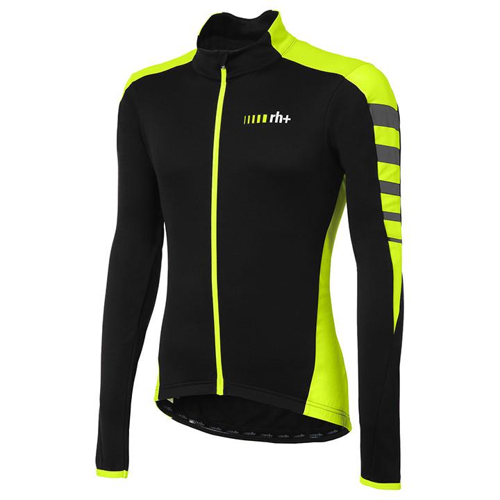 RH+ Shirt met lange mouwen Code fietsshirt met lange mouwen, voor heren, Maat M,