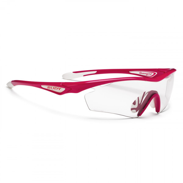 Damen Radsport Brille Spacegirl rubin