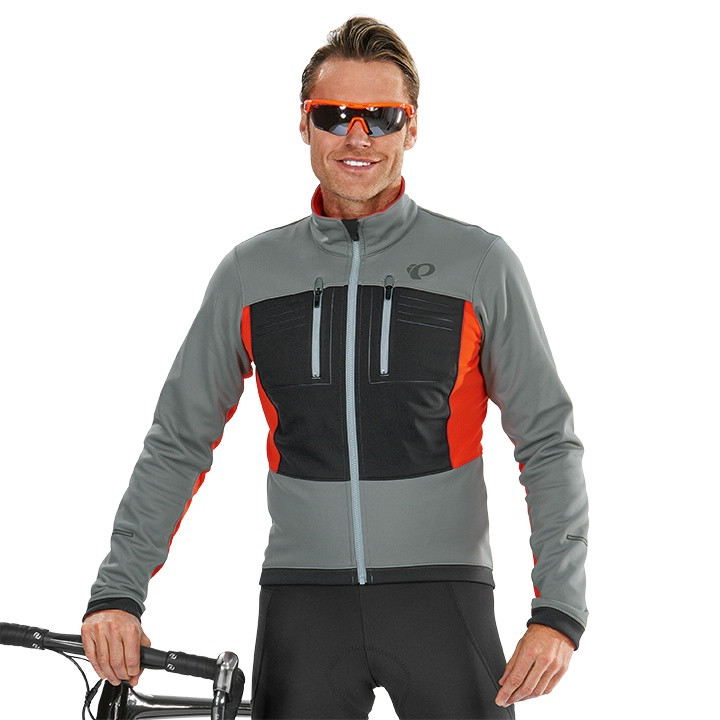 PEARL IZUMI winterjack Elite Escape Softshell Thermojack, voor heren, Maat M, Fi