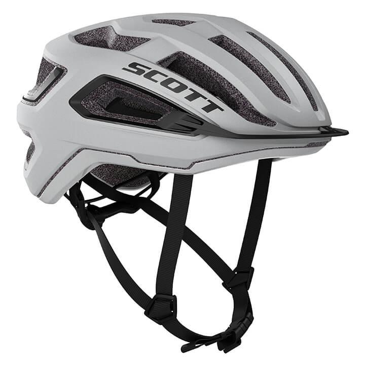 SCOTT RaceArx 2020 fietshelm, Unisex (dames / heren), Maat M, Fietshelm, Fietsac