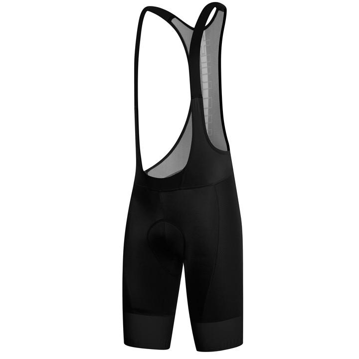 RH+ Hero, zwart korte koersbroek, voor heren, Maat XL, Fietsbroek, Fietskleding