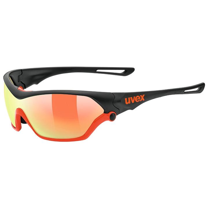 UVEX Brillenset Sportstyle 705 2018 mat bril, Unisex (dames / heren), Sportbril,