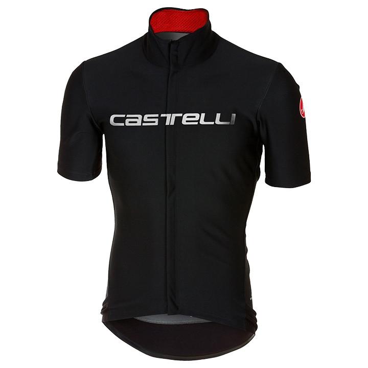 CASTELLI met korte mouwen Gabba 3 Light Jacket, voor heren, Maat L, Fiets jack,