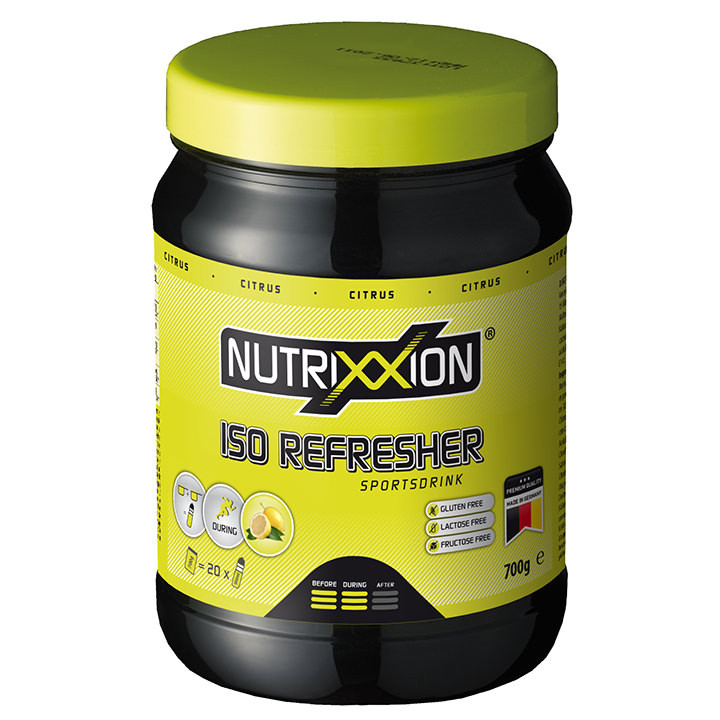NUTRIXXION Sports IsoRefresher Citrus 700g Dose...