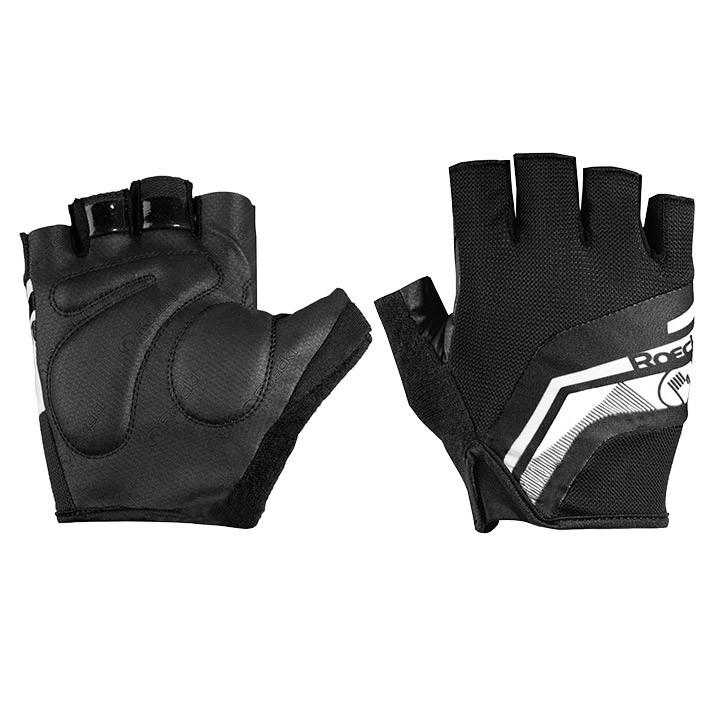 ROECKL Baveno, zwart-wit handschoenen, voor heren, Maat 7, Fietshandschoenen, Wi