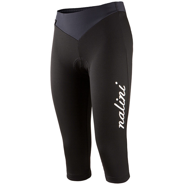 NALINI dames kniebroek Authentic dameskniebroek, Maat M, Fietsbroek,