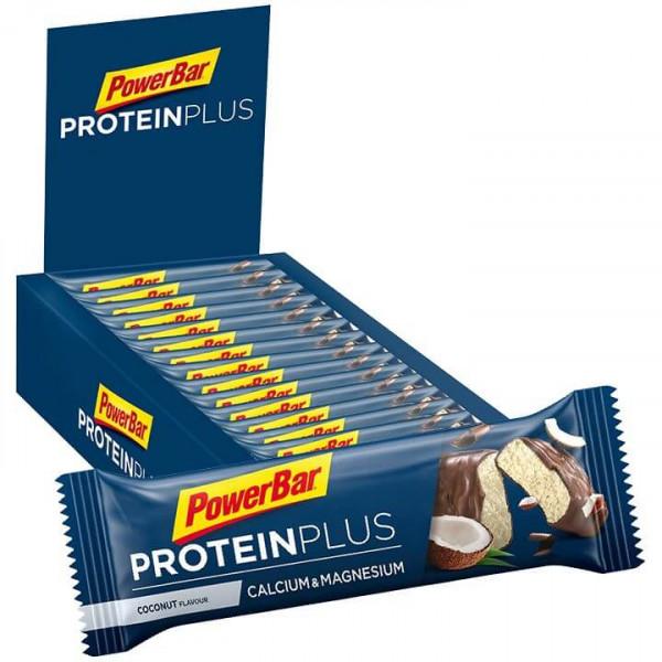 Protein Plus Minerals Riegel Coconut 30 Stck./K.