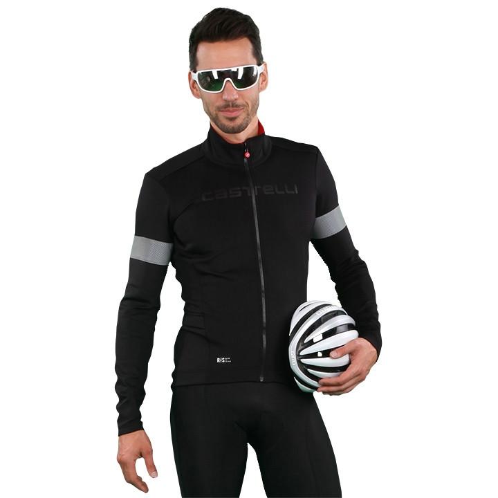 CASTELLI Nelmezzo RoS Light Jacket, voor heren, Maat M, Fietsjas,