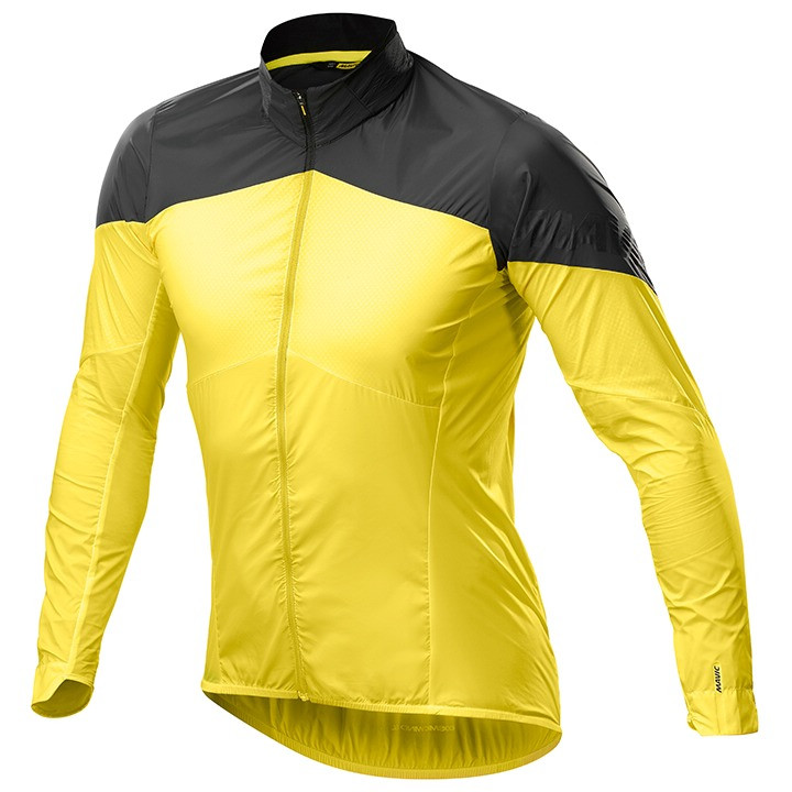 MAVIC Windjack Cosmic Ultimate SL windjack, voor heren, Maat M, Fietsjas,