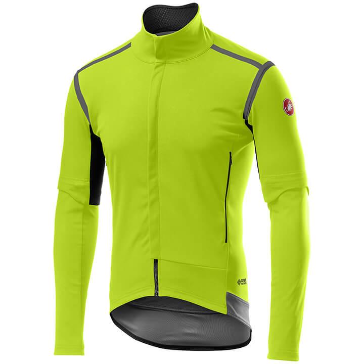 CASTELLI Perfetto RoS Convertible Light Jacket, voor heren, Maat 2XL, Fietsjas,