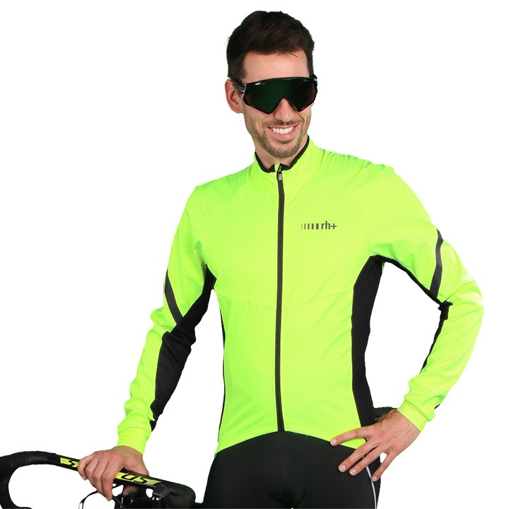 RH+ Headwind Light Jacket, voor heren, Maat L, Fiets jack, Wielerkleding