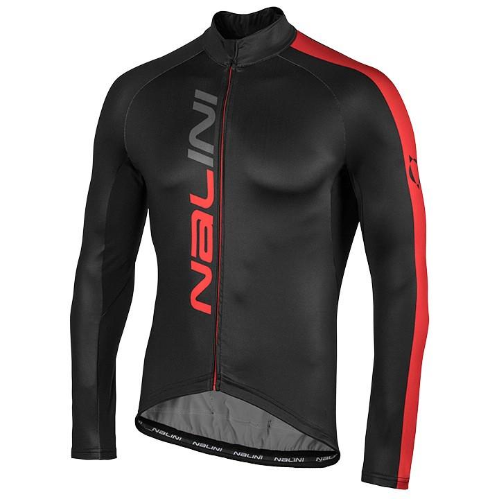 NALINI Shirt met lange mouwen LW fietsshirt met lange mouwen, voor heren, Maat X