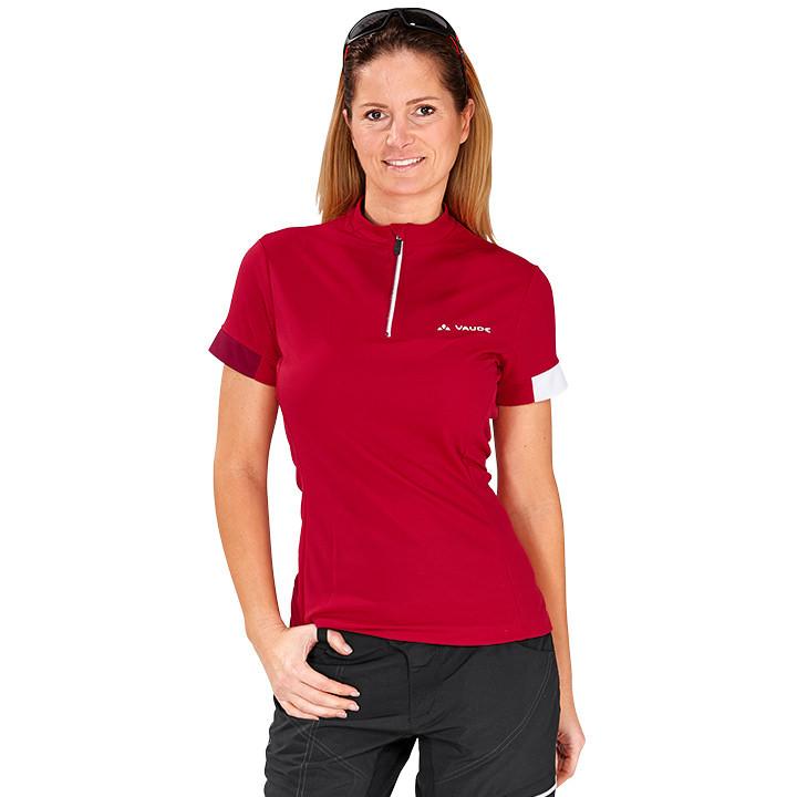 VAUDE dames Tamaro bikeshirt, Maat 36, Fiets shirt,
