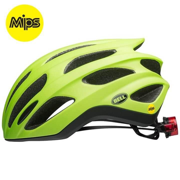 BELL RaceFormula LED Mips 2019 fietshelm, Unisex (dames / heren), Maat M, Fietsh