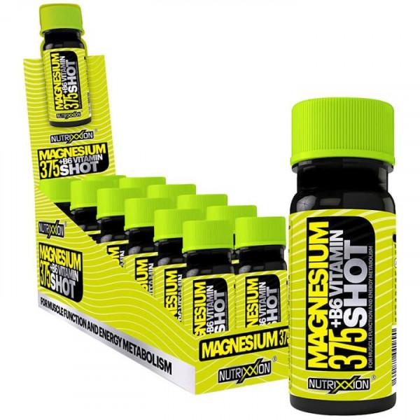 Magnesium Shot Vitamin B6 Citrus