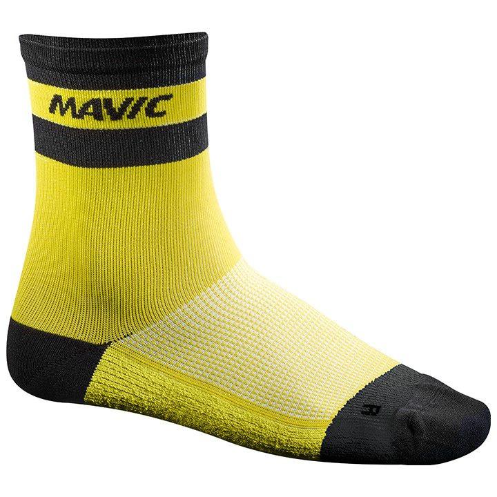MAVIC Ksyrium Carbon fietssokken, voor heren, Maat M,