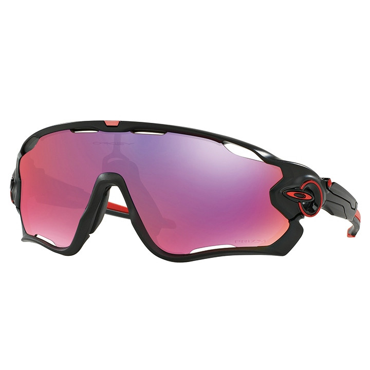 OAKLEY fietsbril Jawbreaker Prizm Road 2018 sportbril, Unisex (dames / heren), S