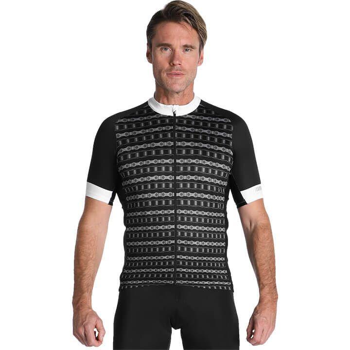 rh+ Shirt met korte mouwen Lab fietsshirt met korte mouwen, voor heren, Maat XL,