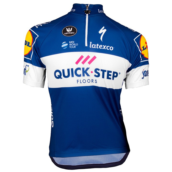QUICK - STEP FLOORS 2018 Kindertrikot, Größe