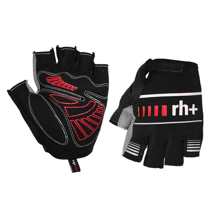RH+ Nemo, zwart handschoenen, voor heren, Maat M, Fietshandschoenen, Fietskledij