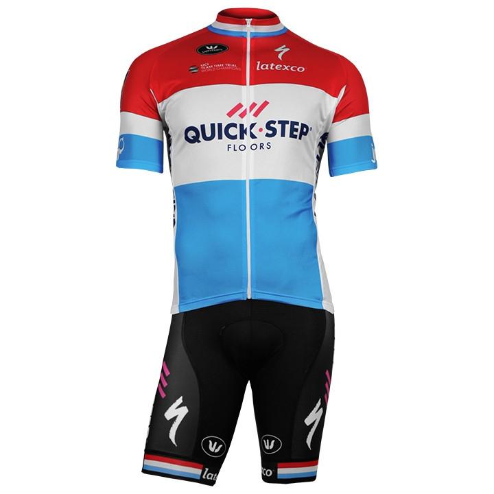 Set QUICK - STEP FLOORS Luxemburg Meister 2018-...