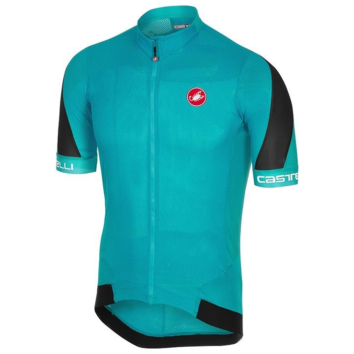 CASTELLI Shirt met korte mouwe Volata 2 fietsshirt met korte mouwen, voor heren,