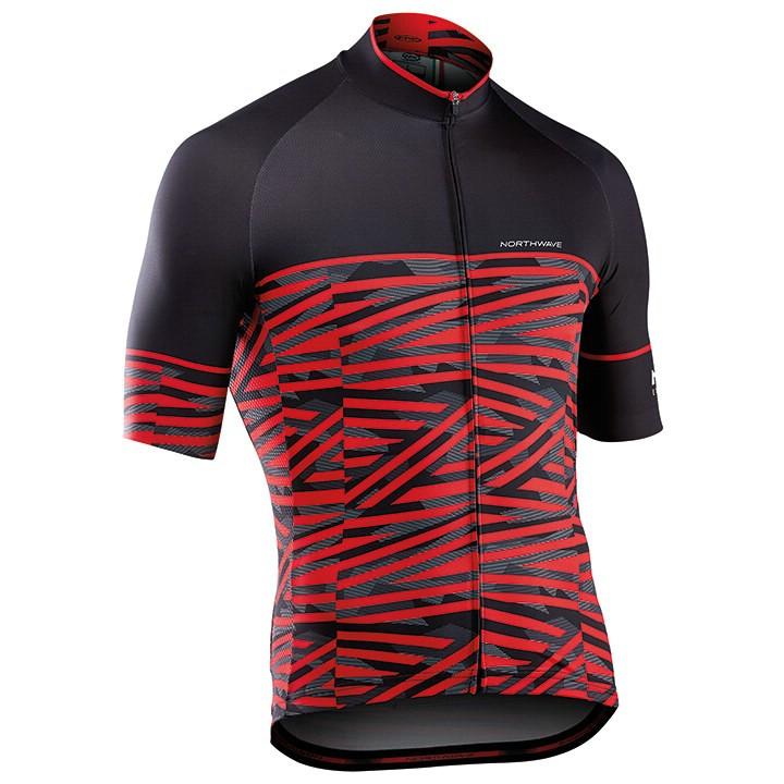 NORTHWAVE shirt met korte Point Break fietsshirt met korte mouwen, voor heren,