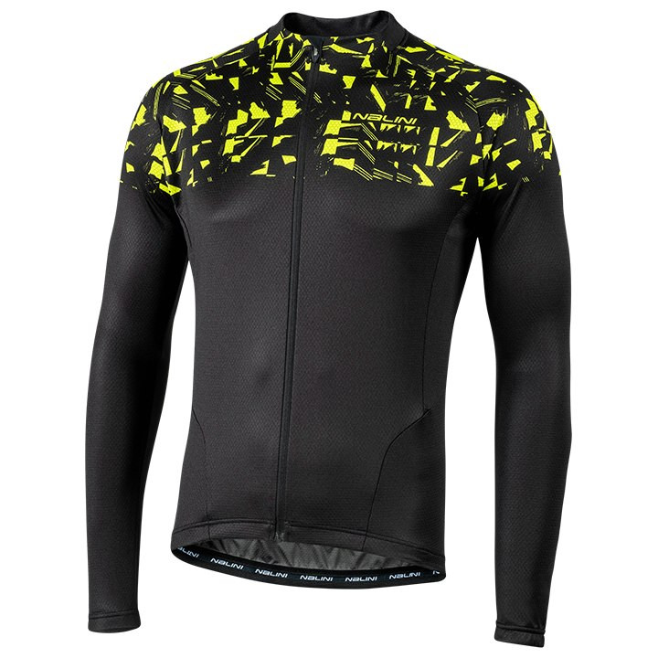 NALINI Shirt met lange mouwen Pyeongchang 2018 fietsshirt met lange mouwen, voor