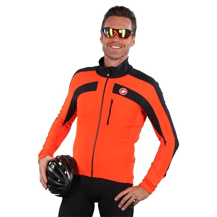 CASTELLI Trasparente 4 Light Jacket, voor heren, Maat L, Fiets jack, Wielerkledi