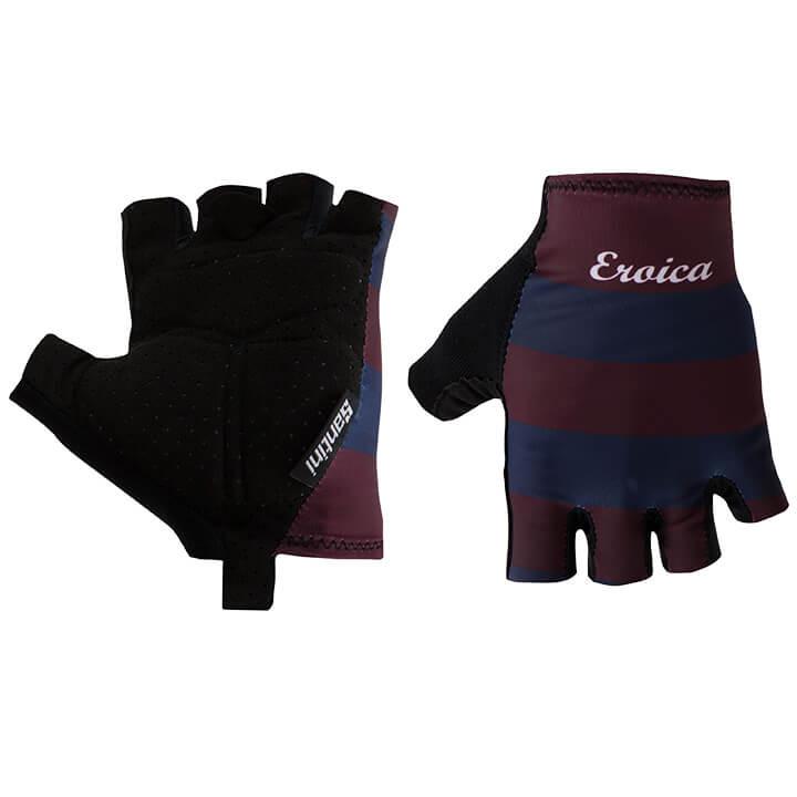 SANTINI Handschoenen Eroica Duello handschoenen, voor heren, Maat S, Fietshandsc