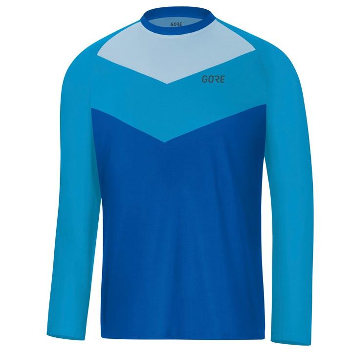 GORE Shirt met lange mouwen Trail fietsshirt met lange mouwen, voor heren, Maat