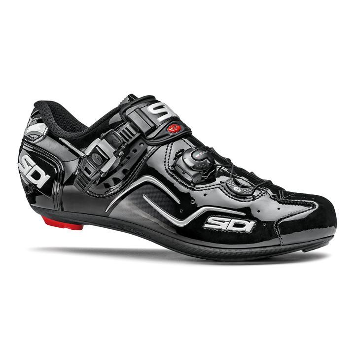 SIDI fietsschoenen Kaos zwart raceschoenen, voor heren, Maat 41, Racefiets schoe