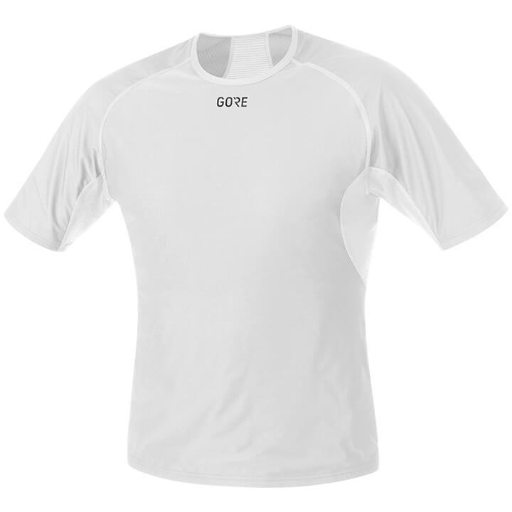 GORE BIKE WEAR Windstopper, wit onderhemd, voor heren, Maat 2XL, Onderhemd,