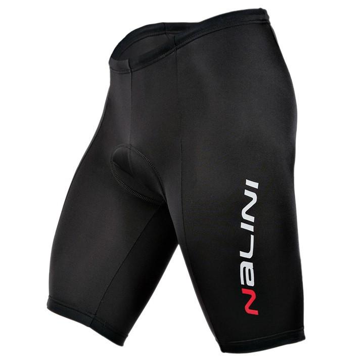 NALINI PRO korte broek Babaco zwart korte fietsbroek, voor heren, Maat S, Wieler