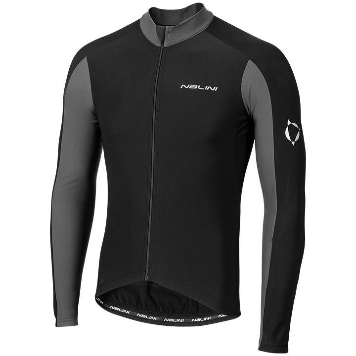 NALINI Shirt met lange mouwen W 2.0 fietsshirt met lange mouwen, voor heren, Maa