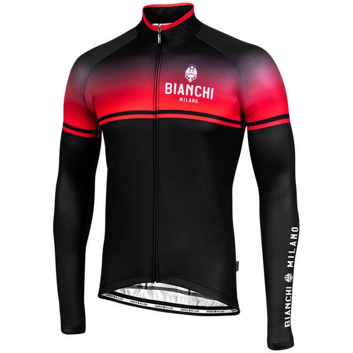 BIANCHI MILANO Shirt met lange mouwen Santerno fietsshirt met lange mouwen, voor