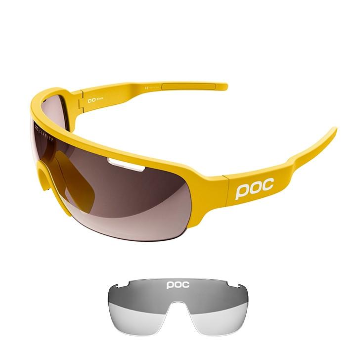 POC Brillenset Do Blade Half 2020 bril, Unisex (dames / heren), Sportbril, Fiets