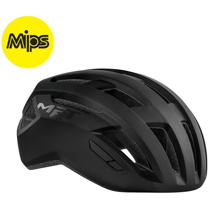 MET RaceVinci Mips 2020 fietshelm, Unisex (dames / heren), Maat L, Fietshelm, Fi