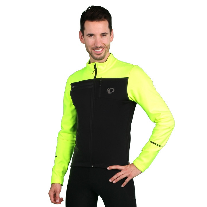 PEARL IZUMI Winterjack Elite Escape AmFib Thermojack, voor heren, Maat XL, Wiele
