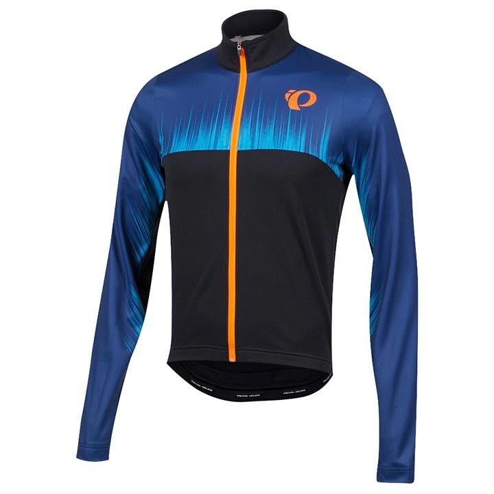 PEARL IZUMI Shirt met lange mouwen Select Thermal LTD Surge Blue Depths fietsshi