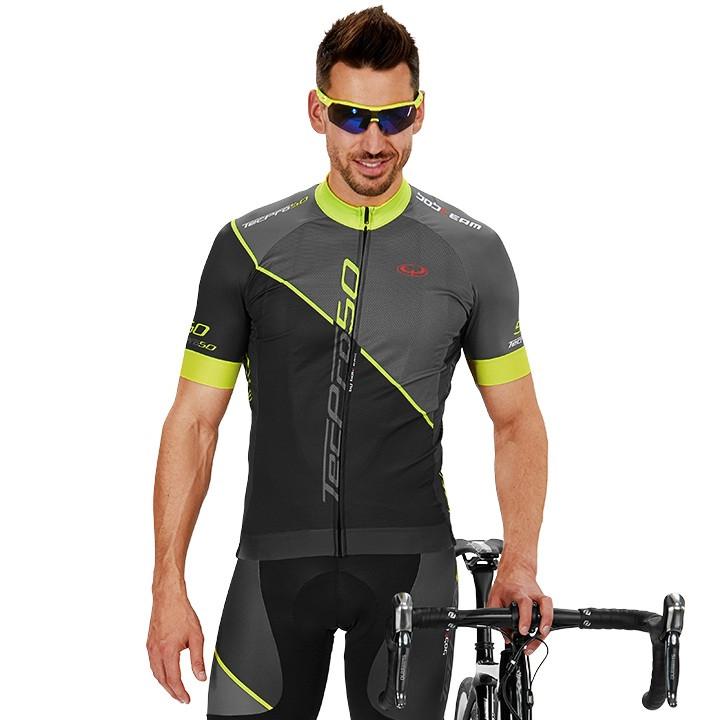 Fietsshirt, BOBTEAM tecPro50 fietsshirt met korte mouwen fietsshirt met korte mo