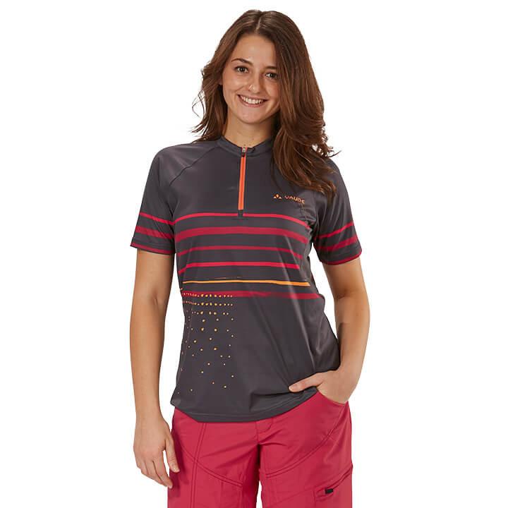 VAUDE dames Ligure bikeshirt, Maat 36, Fiets shirt,